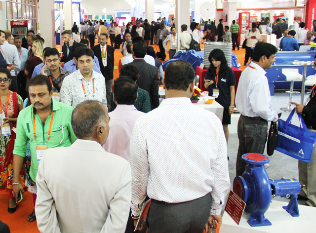 Witnessed over 23,000 trade visitors from 69 Countries