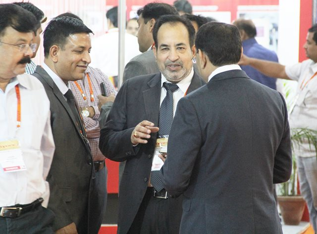 545 Leading Exhibitors Represented from 33 Countries